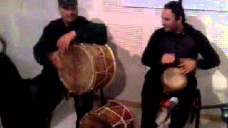 Swayah w ramzi weld halouma w samir ka7la fi tasjil CD zina jdid by Adli sghaier