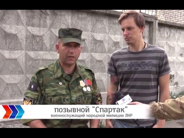 Intervista con Spartaco, volontario italiano tra i difensori della Novorossiya