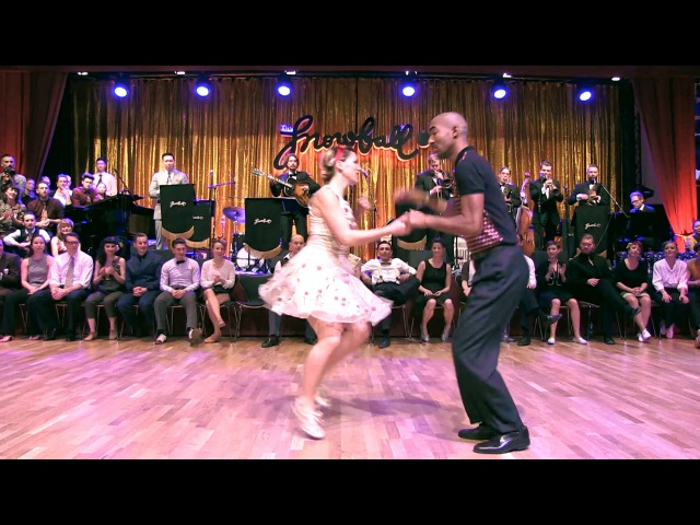 The Snowball 2015 Invitational Strictly Lindy Alice Remy