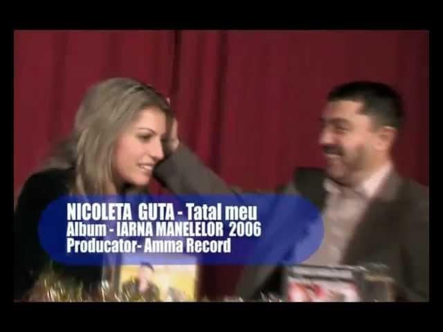 Nicoleta Guta Tatal meu