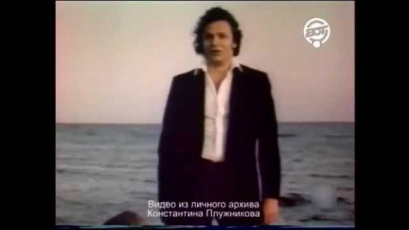 Konstantin Pluzhnikov - Canzone italiana - Tosti