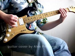 Surf Legends. Vol.1 (compilation) - guitar covers by Alex Pόmazov