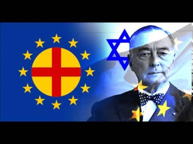 Kalergiho plán legálna genocída evropských národov pomocou miešania rás