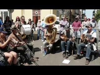 "Tuba Skinny -""Egyptian Ella "" - Tip the band at . -More at Digitalalexa channel"