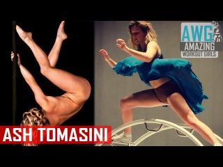 Ashleigh Tomasini - gymnast and acrobat circus artist