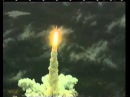 Longer video of 'Ariane 5' Rocket first launch failure explosion History Porn