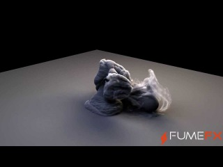 FumeFX for 3d Maya ver. 3.5 Now Available
