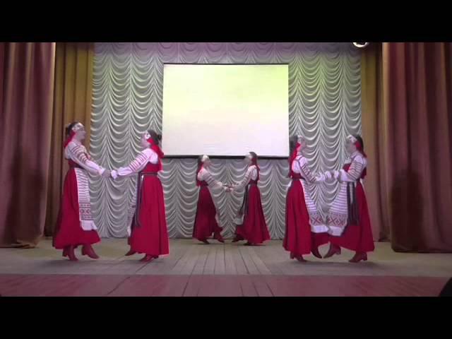 Коми пермяцкий перепляс танцевальный коллектив Елена