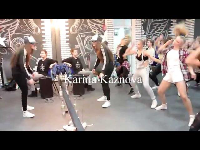 DeeWunn - Bunx Up Choreography by Карина Казнова All Stars Dance Centre 2015