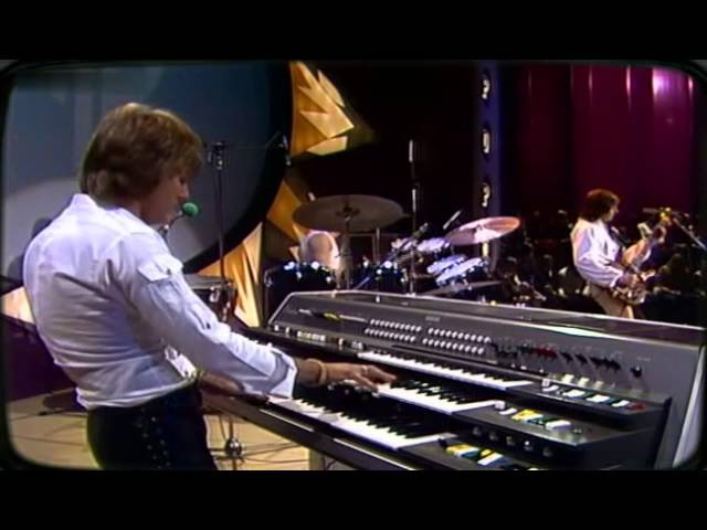 Emerson Lake Palmer Fanfare for the common Men 1978