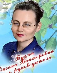 Бузюк Оксана