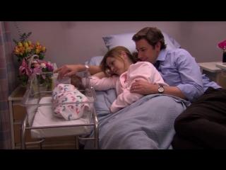 Офис / The Office (Пэм и Джим) - Love Story
