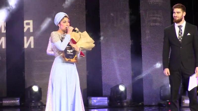 Анжелика Начесова Церемония музыкальной премии на 9 ой волне. 2016г » Freewka.com - Смотреть онлайн в хорощем качестве