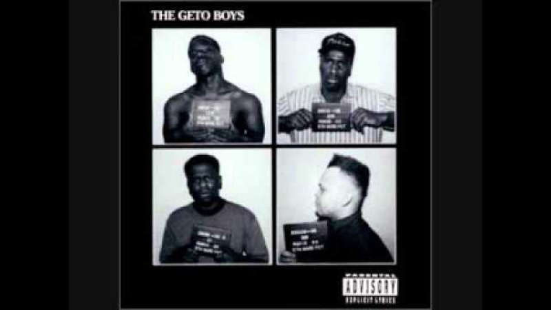 Geto Boys The Geto Boys FULL ALBUM 1990