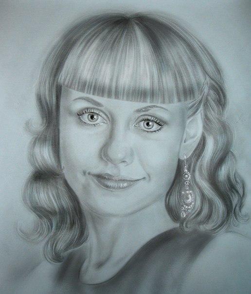 портрет с фото в новосибирске желании