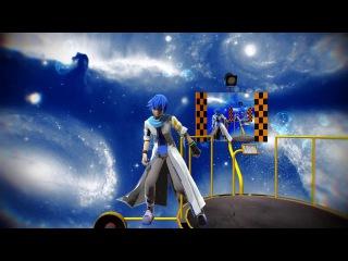 MMDKaito -Zodiac :The Skys Back- HD60fps