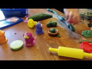 Самый простой и быстрый рецепт пластелина (Play Doh)