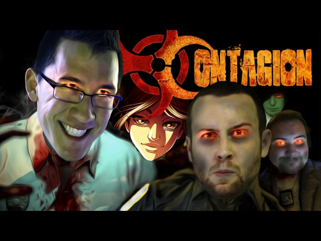 Contagion w Mangaminx Seananners EatMyDiction and Edge I GOT A GRENADE