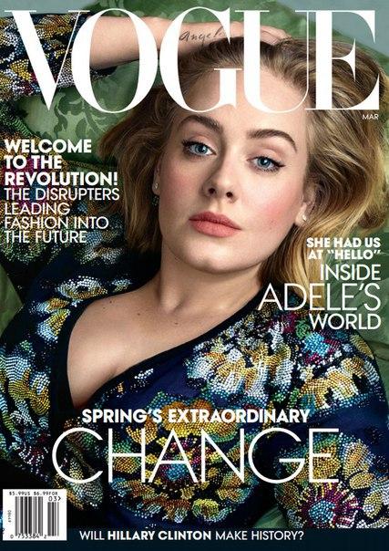 Vogue USA - 2016 03