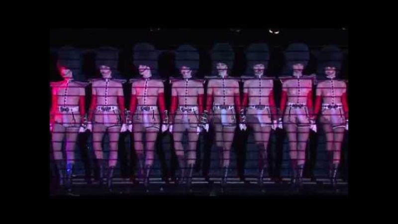 Кабаре Crazy Horse Paris эротическое шоу