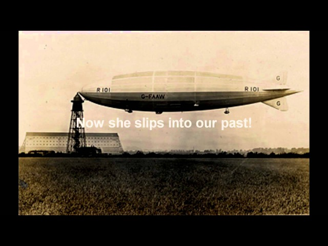 Iron Maiden-Empire of the Clouds Lyrics
