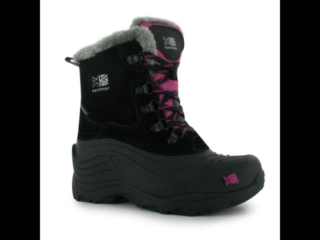 Зимние ботинки Karrimor Snowfur Junior Boot