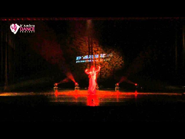 Alessandra D'Ambra Star Night 2016 Modern Baladi Armen Kusikian