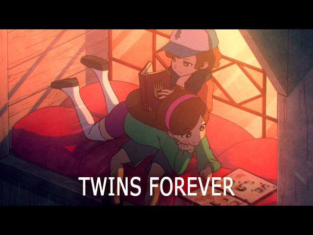 Gravity Falls Twins Forever
