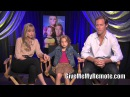 BEN AND KATE: Nat Faxon, Dakota Johnson, and Maggie Elizabeth Jones Talk About Their New Show