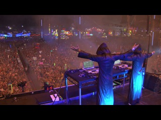 GAIA live at EDC Las Vegas 2016
