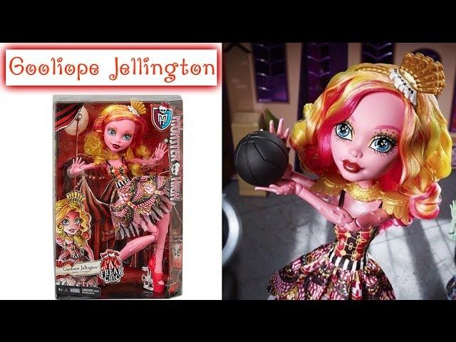 Гулиопа Джеллингтон Gooliope Jellington Freack Du Chic Review