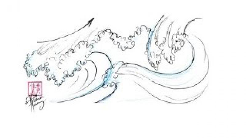 ДОЛБИМБАЗУ УРОК ПО ВЕЙВИНГУ 011 Ticking Wave ритм ♩♩♫♩ ♩♫♩♫