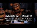Sayonara Maxwell Five Nights at Freddy's 2 Song Alternative Metal cover by Mia Rissy