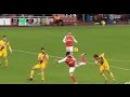 Oliver Giroud AMAZING Backheel Goal - Arsenal vs Crystal Palace (1-0) [ English Commentary ]