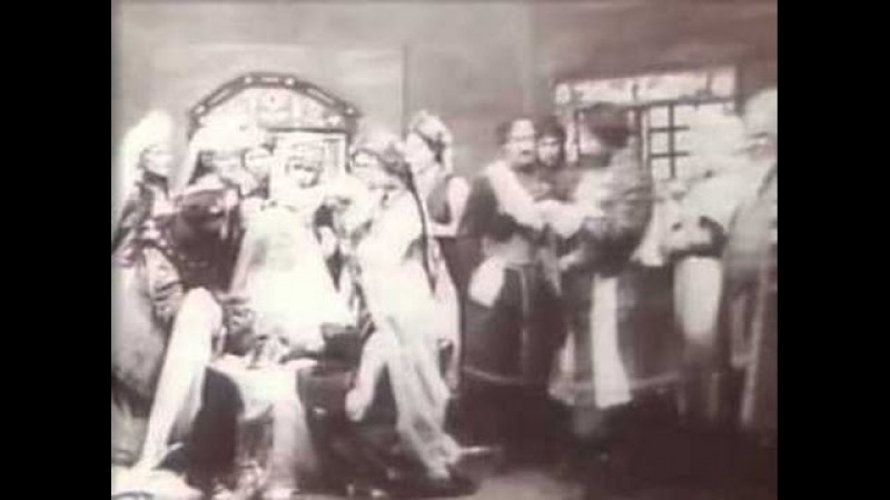 Русская свадьба XVI столетия 1908 A Sixteenth Century Russian Wedding Eng subs