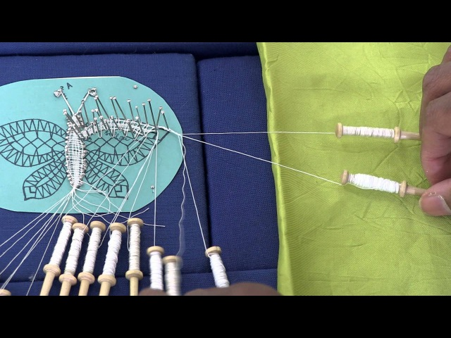 Design Dictionary Bobbin Lacemaking