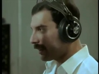 """Queen, запись песни the making of """"one vision"""""""