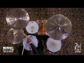 """Zildjian 18"""" K Custom Special Dry Trash China Cymbal - 1195g (K1420-1011617I)"""