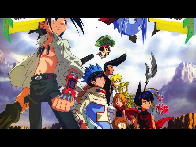 Opening Shaman King на пианино Cover DeD Baraded