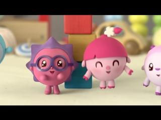 Малышарики Все серии подряд - Сборник 2 - Мультики для малышей
