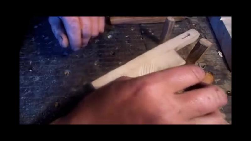 О выборе древесины для резьбы по дереву