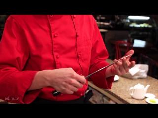 Какие бывают ножи — Едим ТВ