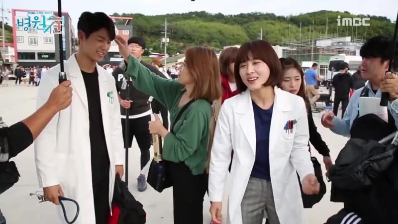 171011 MBC Hospital Ship EP25-26 - BTS - Minhyuk 2