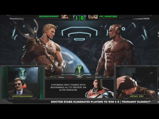 Injustice 2 War Of The Gods Week 4 Top 16 ft Semiij Dragon Iluusions and more