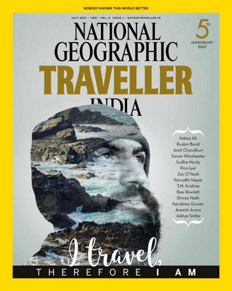 National Geographic Traveller India July 2017