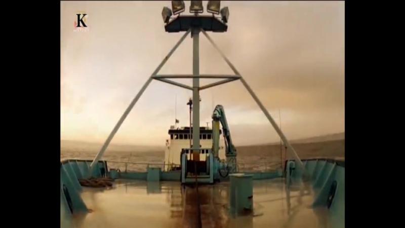 Акульи пастухи. Чудовище с Птичьего острова (4-я серия) 2012
