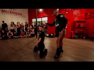 Britney Spears - Change Your Mind (No Seas Cortés) _ Brian Friedman _ Yanis Marshall Heels Choreo