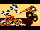 Мультики про машинки с машиной Редди! Видео игра для детей Анимашка Познавашка