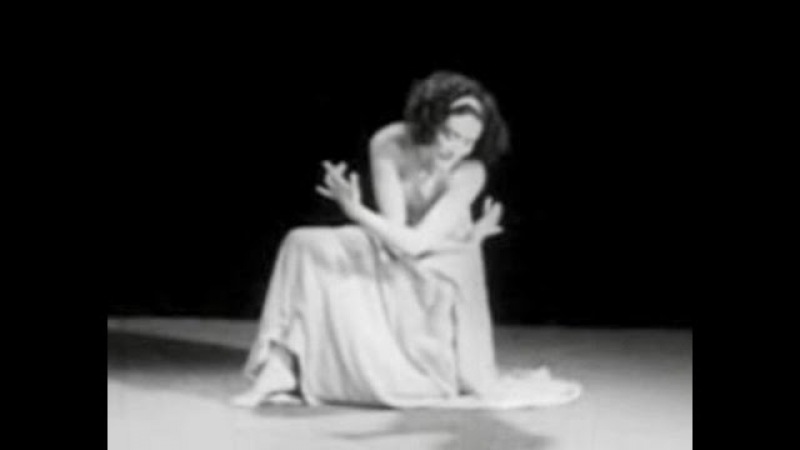 Mary Wigman Dancer Choreographer and Pioneer of Expressionist Dance 2