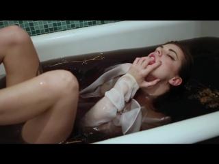 Crotch [beautiful, naked, sexy, girl, masturbates, pussy | красивая, голая, девушка, мастурбирует]